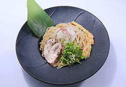 桜島純鶏つけsoba